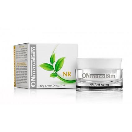 Интенсивный крем с лифтинг-эффектом Омега 3+6 Onmacabim NR Lifting Cream Omega 3+6